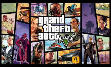Download GTA 5 Wallpapers PC
