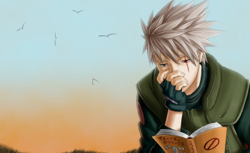 Download Wallpaper Kakashi