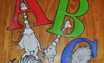 Dr Seuss Wallpaper Mural