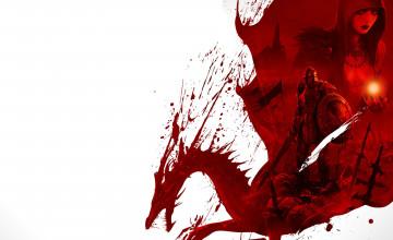 Dragon Age Phone Wallpaper