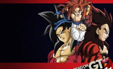 Dragon Ball Gt Wallpapers