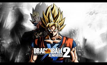 Dragon Ball Xenoverse 2 Wallpapers