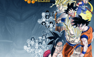 Dragon Ball Z Computer Wallpaper