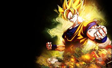 Dragon Ball Z Goku Wallpapers