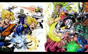 Dragon Ball Z GT Wallpapers