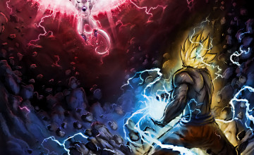 Dragon Ball Z iPad Wallpaper