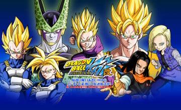 Dragon Ball Z Kai Wallpaper