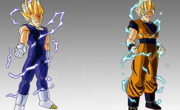 Dragon Ball Z Wallpapers Downloads