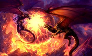Dragon Screensavers and Wallpaper