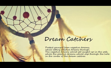 Dream Catcher Wallpaper