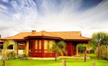 Dream Home Wallpaper