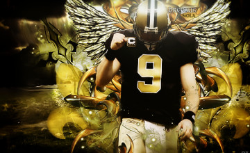 Drew Brees Wallpaper Desktop