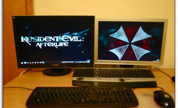 Dual Monitor Wallpaper Setup Windows 7