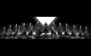 Dual Screen Kingdom Hearts Wallpapers