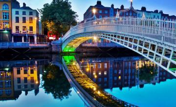 Dublin Ireland Wallpaper