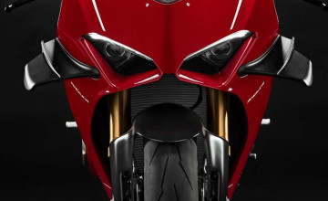 Ducati Panigale V4R Wallpapers