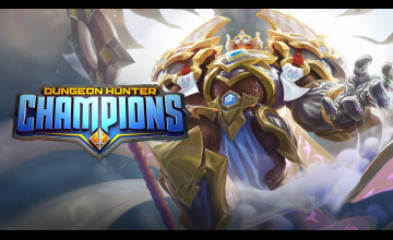 Dungeon Hunter Champions: Epic Online Action RPG Wallpapers