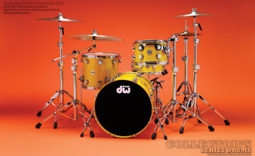 DW Drums Wallpapers HD