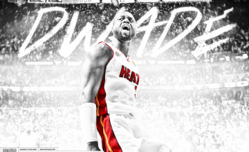 Dwyane Wade Desktop Wallpaper