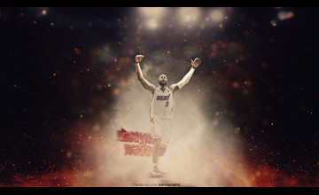 Dwyane Wade Wallpaper 2014