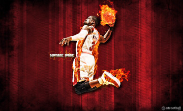 Dwyane Wade Wallpaper HD 2013