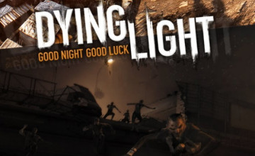 Dying Light iPhone Wallpaper