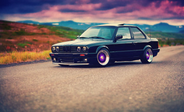 E30 BMW Wallpaper