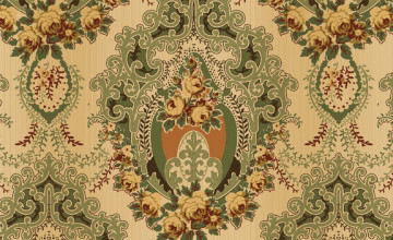 Early Victorian Wallpaper