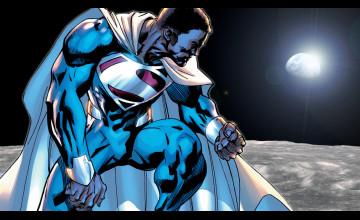 Earth-2 Superman Wallpaper