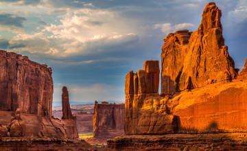 Earth Canyon HD Wallpapers