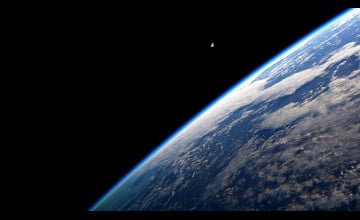 Earth from Space HD Wallpaper