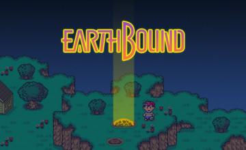 Earthbound Desktop Wallpaper
