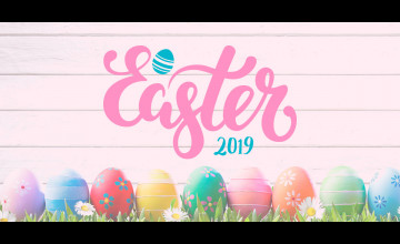Easter 2019 Wallpapers
