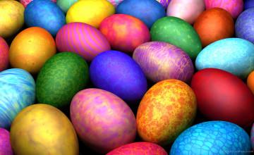Easter Egg Wallpaper