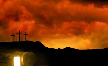 Easter Resurrection Wallpaper