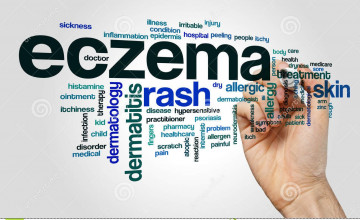 Eczema Background