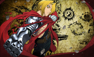 Edward Elric Wallpaper HD