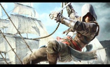 Edward Kenway Wallpapers