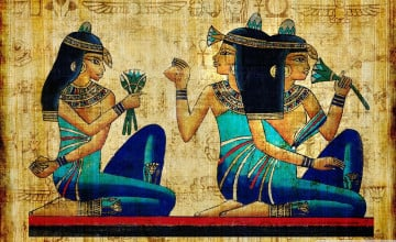 Egyptian Wallpaper for Home