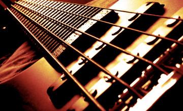 Electric Bass Wallpaper
