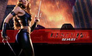 Elektra Marvel Wallpaper