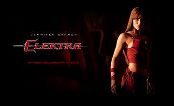Elektra Wallpaper