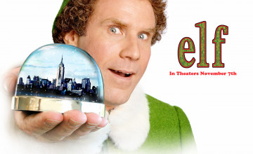 Elf Movie Wallpaper