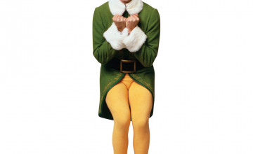 Elf Wallpaper Will Ferrell