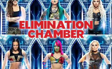 Elimination Chamber 2020 Wallpapers