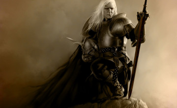 Elric of Melnibone Wallpaper