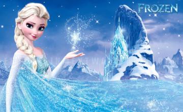 Elsa Free Wallpaper
