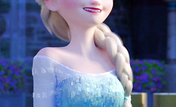 Elsa Frozen Fever Wallpaper Phone