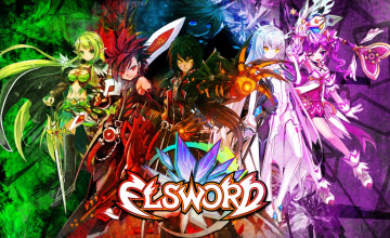 Elsword HD Wallpapers