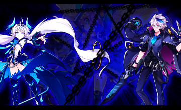 Elsword Noblesse Wallpaper